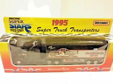 Matchbox 1995 Super Star Goodwrench Racing Mike Skinner # 3 1:64 Scale Die Cast