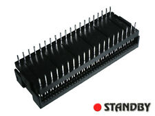 "10pcs AMP/TE CONNECTIVITY 746616-3 PLUG IDC, DIL 40 WAY 0.1""x0.6"" (2.54x15.24mm)"