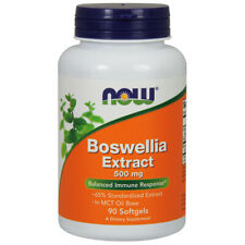 Boswellia Extract, 500mg x 90 Softgels - NOW Foods