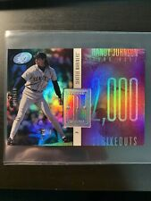 1998 SPx Finite Spectrum #211 Randy Johnson PP /1750