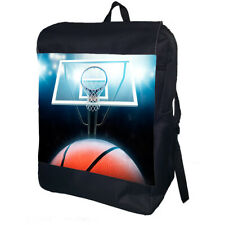 Basketball Backpack School Bag Travel Daypack Personalised Backpack