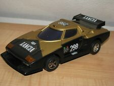 Unknown Brand Battery Powered Lancia Stratos HF Turbo Rally Black and Gold