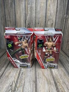 WWE Elite Collection Flashback Shawn Michaels Triple H Lot of 2 DX NIB