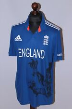 England national cricket team shirt 2015 Adidas Size L