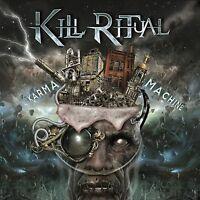 KILL RITUAL - Karma Machine - CD