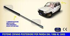 Pistone portellone Panda pistoncino Fiat Panda 750 1000 4x4 cofano posteriore