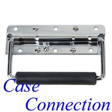 Aufbau Klappgriff - gefedert - Stahl # HL Aufbaugriff Kistengriff Sprung Handle