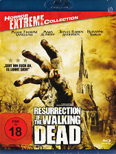 Resurrection of the Walking Dead - Horror Extreme Collection - BluRay - *NEU*