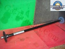 """HP 5500 42"""" Plotter Rollfeed Spindle Rod with Hub and Adapter C6090-60074"""