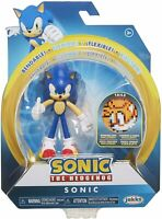 SONIC THE HEDGEHOG * FLEXIBLE ACTION FIGURE + TAILS NEW BOXED TOY CHARACTER PACK