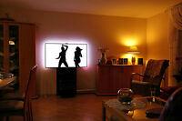 """KODI LIGHT Plug&Play SET mit Raspberry PI 3 inkl. Ambilight bis 50"""" Zoll - M"""