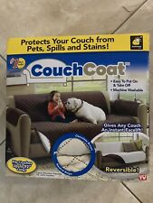 Waterproof Quilted Sofa Couch Cushion Pet Slipcover Furniture Protector Per Mfr.