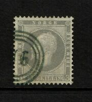 Norway SC# 3, Used - S9185