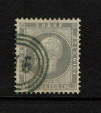 Norway SC# 3, Used - S9185