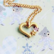 DIABOLIK LOVERS Komori Yui Cosplay Necklace Heart Shape Pendant