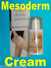 MesoTherapy MESODERM Cream Spot Fat Reduction Cream 3.5 oz - SEALED - EXP 11/18