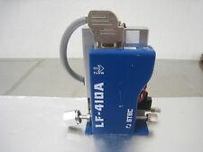 Horiba Stec LF-410A-EVD Liquid MFC, TEOS, 10 g/min, 105546, Mass Flow Control