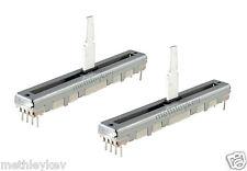 2 X Reemplazo Fader Pioneer Djm800 Djm700 Djm600 Djm400 Djm500 Djm5000 dcv1010