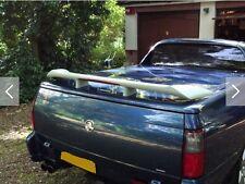 UNIVERSAL CAR SPOILER 148CM REAR BACK ABS UNPAINTED BRAKE LIGHT TRUNK BOOT NEW