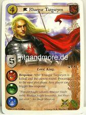 A Game of Thrones LCG - 1x Rhaegar Targaryen  #082 - The Battle of Ruby Ford