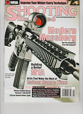 SHOOTING ILLUSTRATED Magazine JANUARY 2012 MODERN MOSSBERG,BUILDING A BETTER M1A