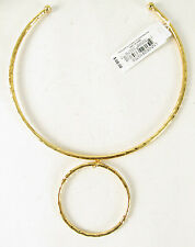 LAUREN Ralph Lauren - Bali Organic Metal Stud Gold-Tone Collar Necklace