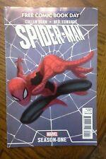 Spider-Man (free comic book day) comic