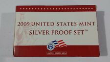 2009 US Mint Silver Proof 18 Coin Set w/ Box & COA