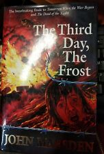 The Third Day the Frost by John Marsden (Hardback, 1995) 0732908183 1st edition