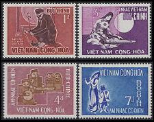 VIETNAM du SUD N°290/293** Confucius, 1966 South VietNam 287-290 MNH