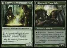 MTG Magic - (U) Innistrad - Ulvenwald Mystics - NM