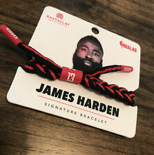 Rastaclat NBA James Harden Houston Rockets Classic Braided LION HEAD Bracelet