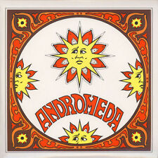 andromeda - same  + single  + posters -  7 inch and   LP-re-release