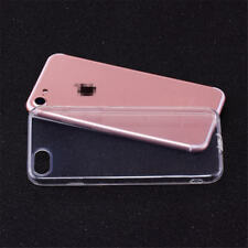 Iphone 7 Skin Case Ultra Slim Thin Clear Silicon Soft Back Cover