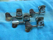 PEAVEY T-40 TUNING MACHINES 1980 PEAVEY T-40 TUNING MACHINES SET OF 4 COMPLETE