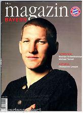 FC Bayern-Magazin vom 24.03.2012  FC Bayern - Hannover 96