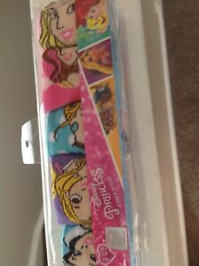 Disney Princess socks, 5 pack