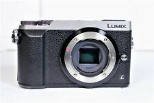 Panasonic Lumix DMC-GX85 Mirrorless Micro Four Thirds Digital Camera Body Only