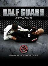 Bjj Best Half Guard Attacks