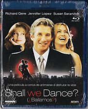 SHALL WE DANCE? (¿BAILAMOS?).  Blu-ray. Tarifa plana (España) en envío, 5 €.