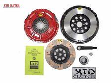 XTD STAGE 3 DUAL FRICTION CLUTCH & FLYWHEEL KIT 98-00 PASSAT AUDI 97-00 A4 1.8T