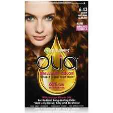Garnier Olia Oil Powered Permanent Color, Light Natural Auburn [6.43] 1 ea