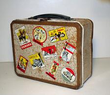 Traveler - vintage metal lunchbox (Rare)