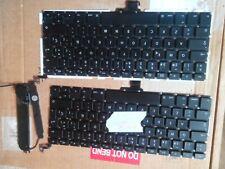 Piezas MACBOOK PRO (tapas inferiores, superiores, teclados..)