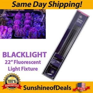 GE 22in. Fluorescent Plug-In Black Light Under Cabinet Fixture, 10186 BRAND NEW!