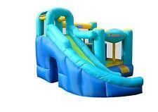 ***Bounceland Inflatable Bounce House Ultimate Combo Bouncer