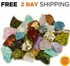 3LB CRYSTAL MIX Rough LOT Stones Raw MADAGASCAR MIX Natural Assorted Bulk LARGE