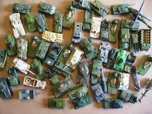 MATCHBOX MILITARY MADNESS FOR DIORAMA OR JUNKYARD, HOT WHEELS AND VARIOUS OTHERS