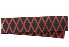"RED/BLK 12"" GRIP SAVER by ACCU CULL (Multi-Purpose Non Slip-Heat Shrink Grip)"
