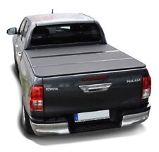 TOYOTA HILUX 2005-2014 Tri Fold FLIP Bed cover Hard Folding Hardtop pickup